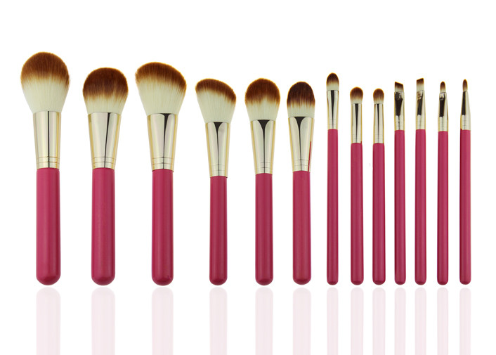 Professional Cosmetic Makeup Brush Set with Foundation Brush / Eyeshadow Brush