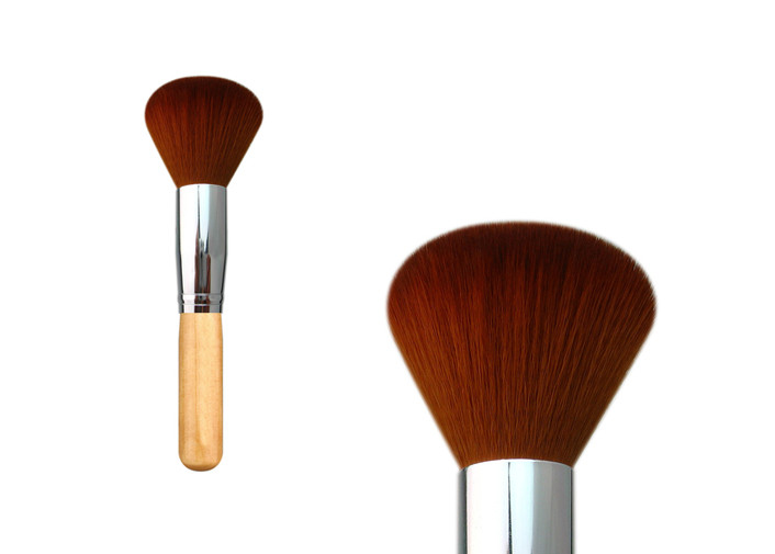 Deluxe Buffer Face Makeup Brush For Powder Foundation / Makeup t Brushes